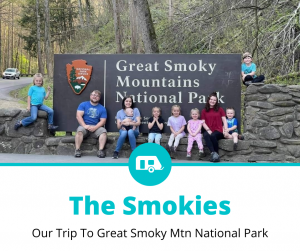 Our Trip To Great Smoky Mtn National Park